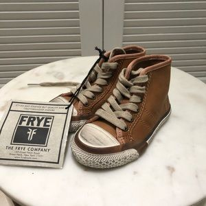 Other - Frye leather sneakers - NWT